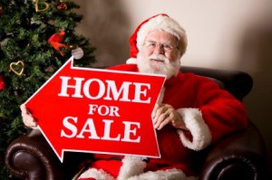 Let Santa help sell your home